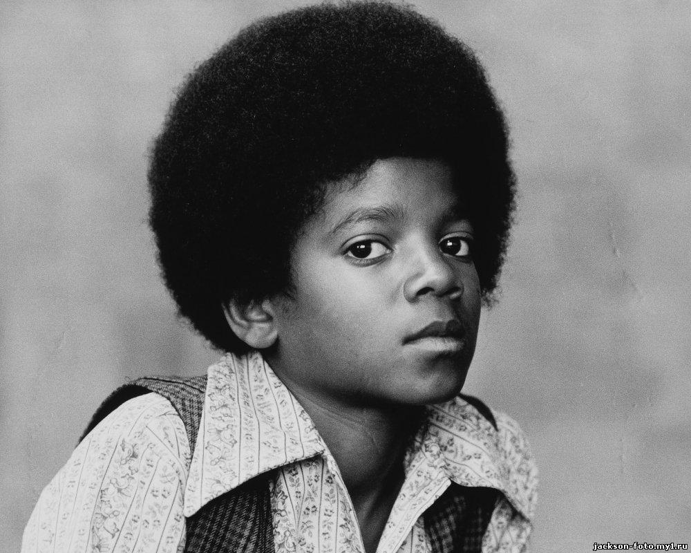 фото майкл джексон в молодости